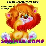 SUMMER CAMP FROM 8:00AM-3:00PM