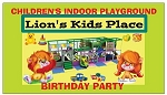 INDOOR PLAYGROUND TICKET $15
